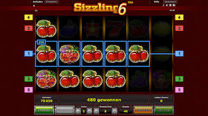 Novoline Sizzling 6 Gewinn