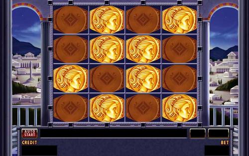 Merkur Coin of Gods online spielen