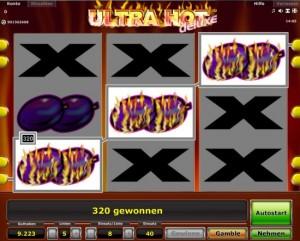 Novoline Ultra Hot kostenlos online spielen