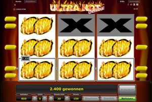 Novoline ULtra Hot online spielen