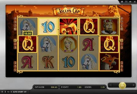 Merkur Jolly Cap online spielen
