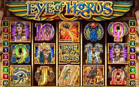 Merkur Eye of Horus kostenlos spielen