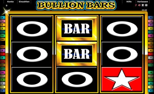 Novoline Bullion Bars online spielen