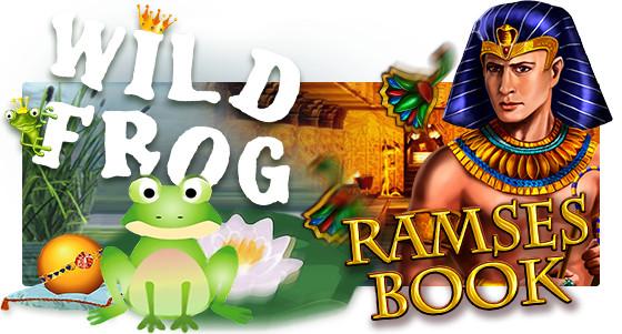 Sunmaker Wild Frog und Ramses Books