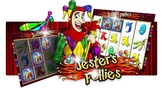 Merkur Jester Follies online spielen