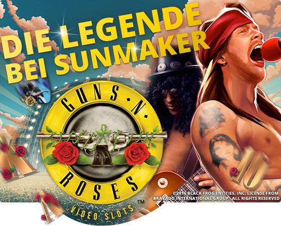 Guns n Roses Videoslot