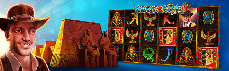 Stargames Book of Ra deluxe