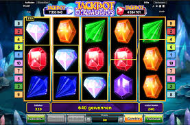 Jackpot Diamonds Gewinn