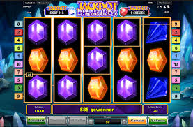Jackpot Diamonds online spielen