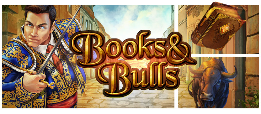 Merkur Books and Bulls online spielen
