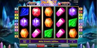 Novoline Diamonds Jackpot Win